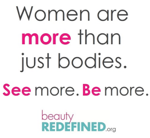 Beauty Redefined is a great resource for learning more and fighting back.