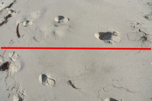 Friendship and lines in the sand: do they mix?